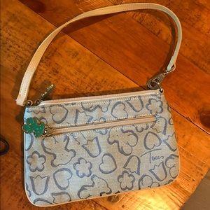 Blue Tous purse